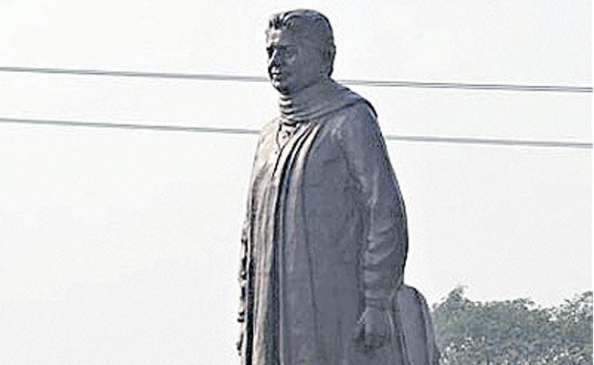 The court said Mayawati had to repay the amount of the  Statues - Sakshi