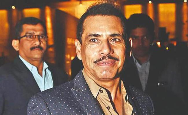 What Is Robert Vadra Being Questioned About - Sakshi