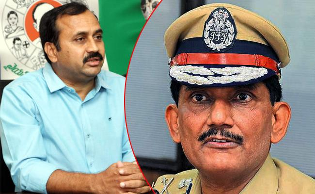 MLA Alla Ramakrishna Reddy files PIL in High Court Over AP DGP RP Thakur park land grab - Sakshi