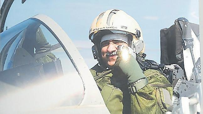 Air Marshal R Nambiar Appointed As Western Air Command Chief - Sakshi