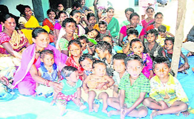 Pregnant Woman Suffering Anemia - Sakshi