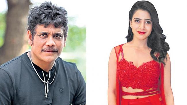 Samantha to act in Manmadhudu 2 - Sakshi