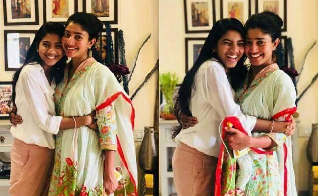 Sai Pallavi Clarifies About Her Sister Pooja Entry To Kollywood - Sakshi