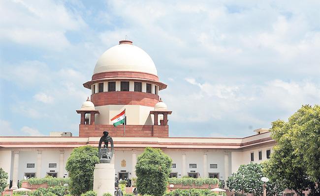 Supreme Court Stays Order Evicting Families Of Adivasis - Sakshi
