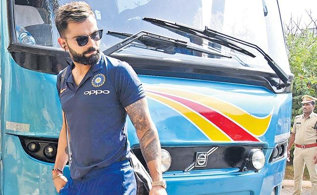 Five ODI series against Australia - Sakshi