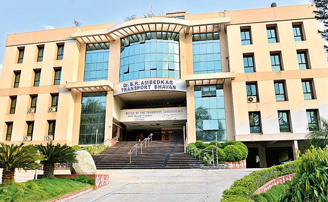 Transport Dept Violates High Court Directions - Sakshi