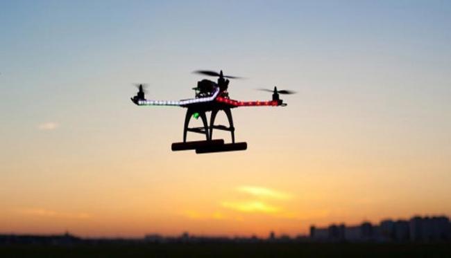 Pakistani military drone shot down in Sri Ganganagar sector - Sakshi