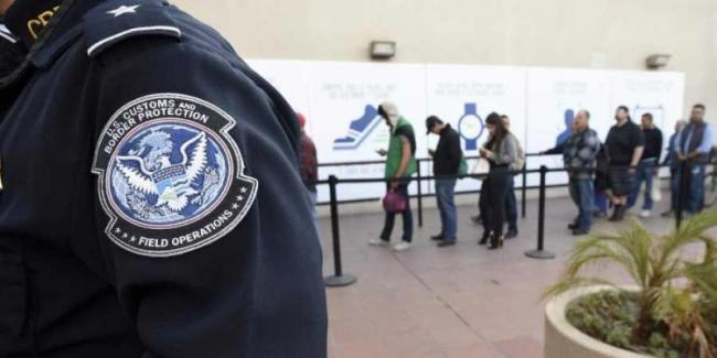 Two Indian citizens caught entering the US illegally - Sakshi