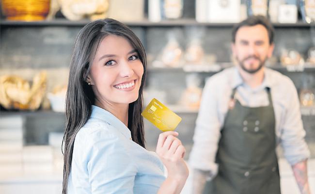 Credit card benefits story - Sakshi