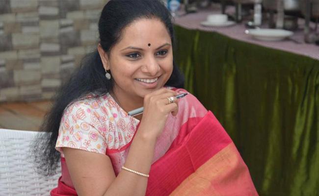 Kalvakuntla Kavitha Profile of a Dynamic Leader from Telangana - Sakshi