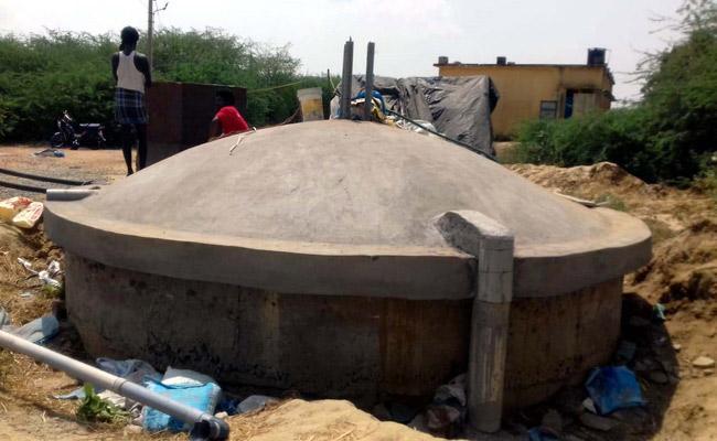 Shortage Of Water Supply In Doravari Satram Village In Sullurpeta - Sakshi