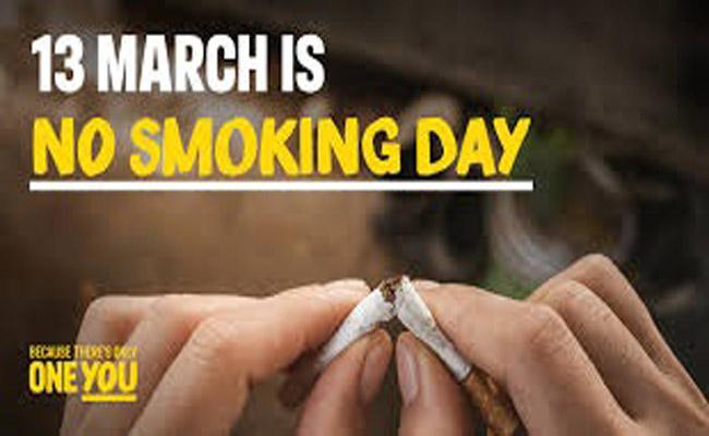 Prohibition Of Outside Smoking And Causes Health Issues - Sakshi