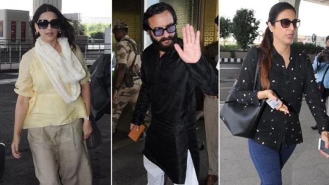 Rajasthan High Court issues notice to Saif Ali Khan and Sonali Bendre and Tabu - Sakshi