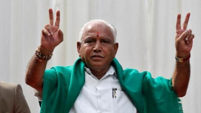 Yeddyurappa Said if BJP wins 22 Lok Sabha Seats Then He Will Form Government Within 24 Hours - Sakshi