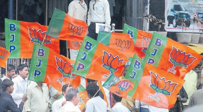 Bjp Conducting All MP Seats in Telangana - Sakshi