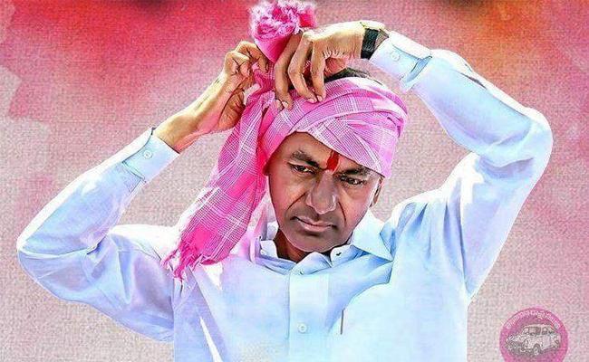 KCR A Leader For Separate Telangana - Sakshi