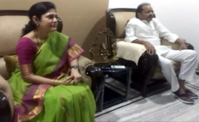 TDP MP Thota Narasimham Family Likely To Join YSRCP - Sakshi