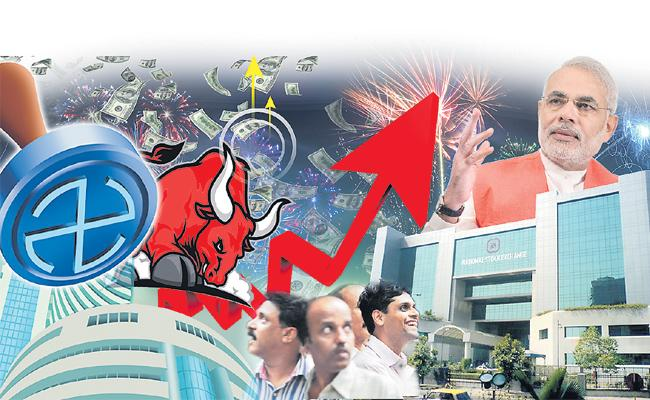 Pre-poll stock market rally likely, say experts - Sakshi