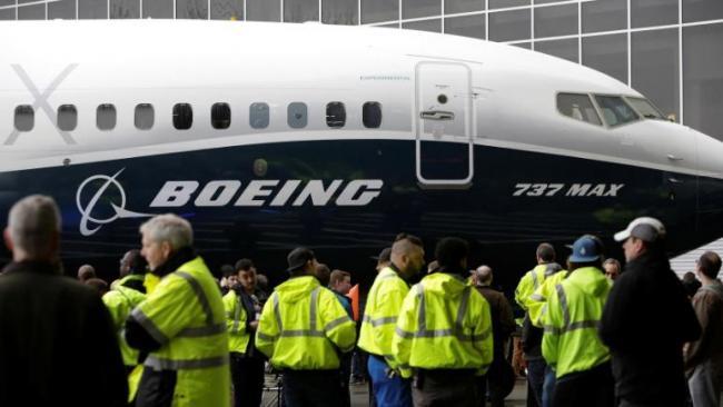 After Ethiopia Crash Singapore Suspends Boeing 737 MAX Flights - Sakshi