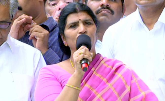 Lakshmi Parvathi Response On TDP Complaint Against Lakshmis NTR - Sakshi