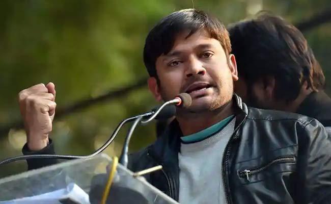 Kanhaiya Kumar Will Contest Form Begusarai Seat - Sakshi