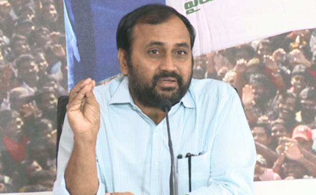 YSRCP MLA Alla Rama Krishna Reddy Criticizes Lokesh And Chandrababu - Sakshi