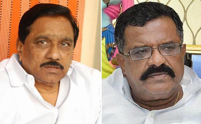 Fight Between KE And Kotla Families Over MLA Seats - Sakshi