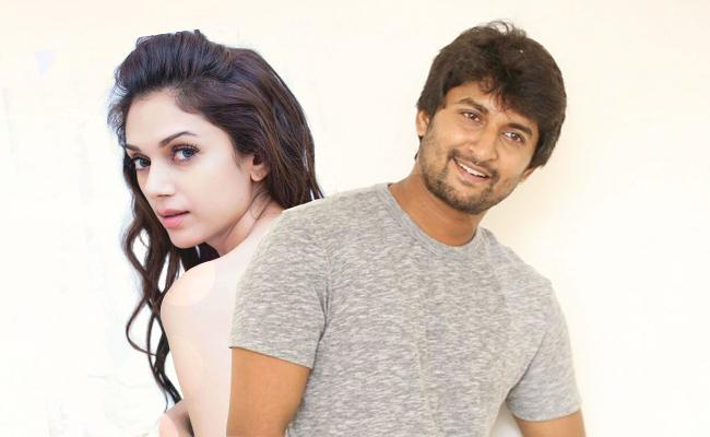 Aditi Rao Hydari Pairs Up With Nani - Sakshi