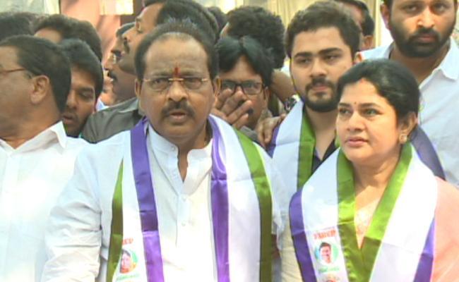 MP Thota Narasimham Fires On TDP Leaders - Sakshi