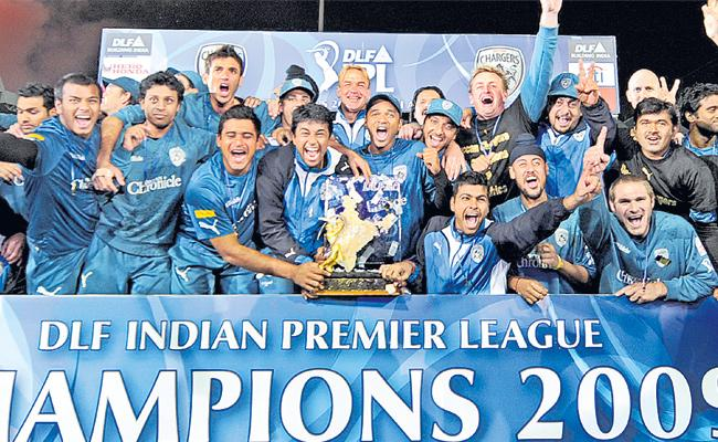 Deccan Chargers ipl winner in 2009 - Sakshi