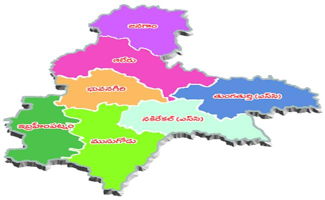 Who WIll Be The Contenders In Bhuvanagiri Mp Elections - Sakshi