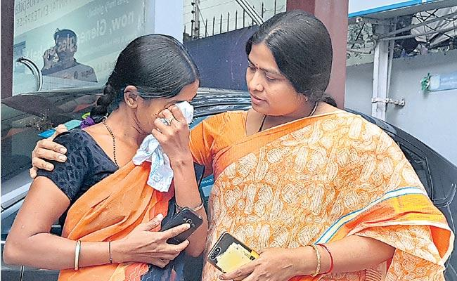 There are not much plans for the work done by Krishnaveni - Sakshi