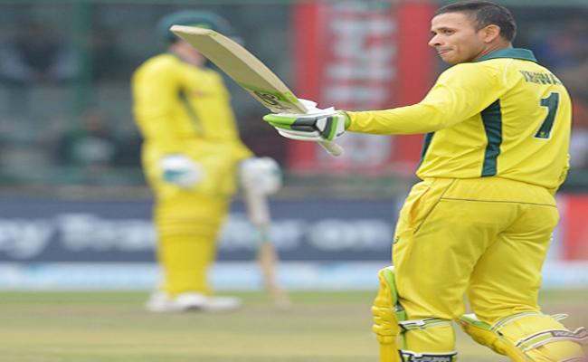 5th Odi Between India Vs Australia - Sakshi