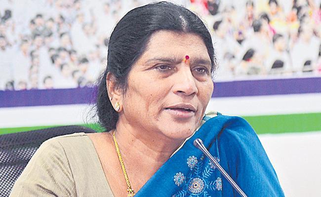 Lakshmi Parvathi Comment On Chandrababu Naidu - Sakshi