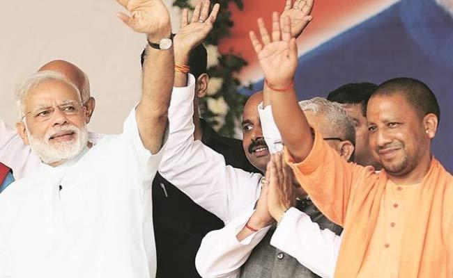 BJP Shiv Sena Conduct Joint Rallies In Maharashtra - Sakshi