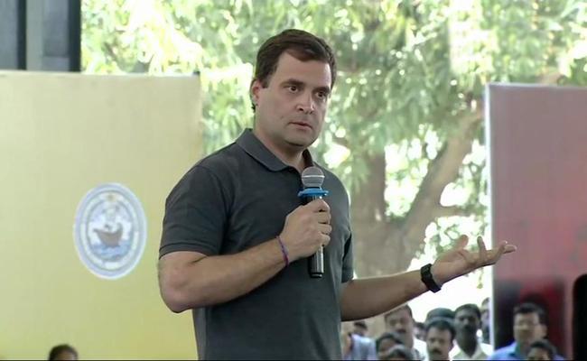 Rahul Demands Investigate Everybody Be It Vadra Or PM - Sakshi