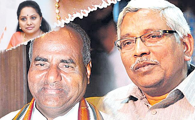 Lok Sabha Election Congress Focus On Nizamabad Constituency - Sakshi