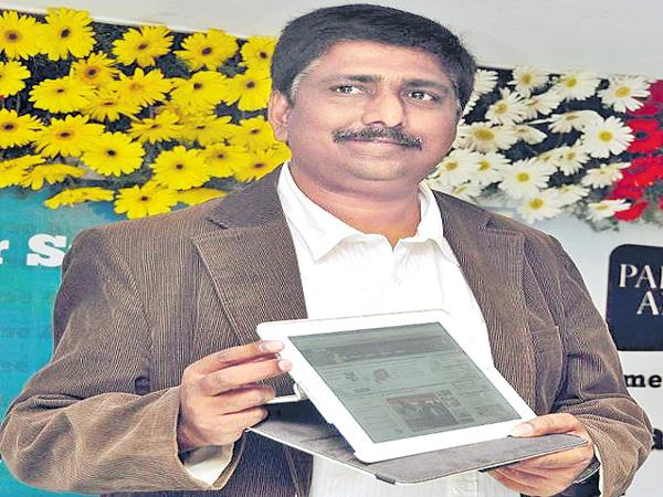 Ashok Did not attend again to Special investigation  - Sakshi