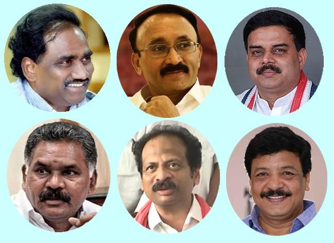 Jana Sena Candidates First List - Sakshi