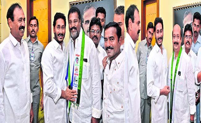 YSRCCP Is Big Party In Thirupathi - Sakshi