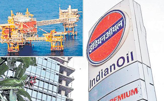 Dividend pressure on IOC and ONGC - Sakshi
