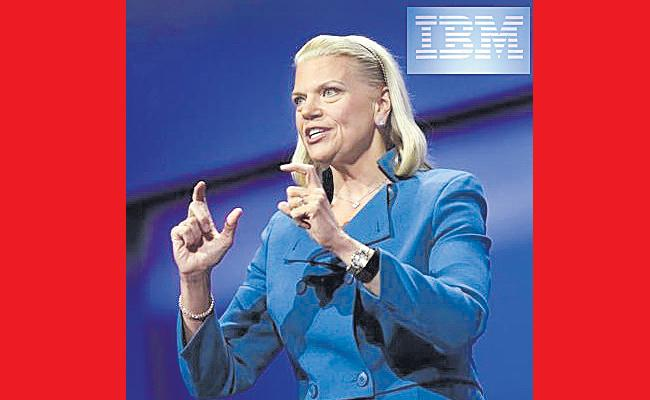 IBM chief Ginni Rometty says Indians lack the skill sets to be employed - Sakshi