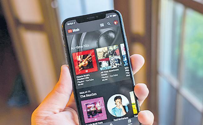YouTube music entering India - Sakshi
