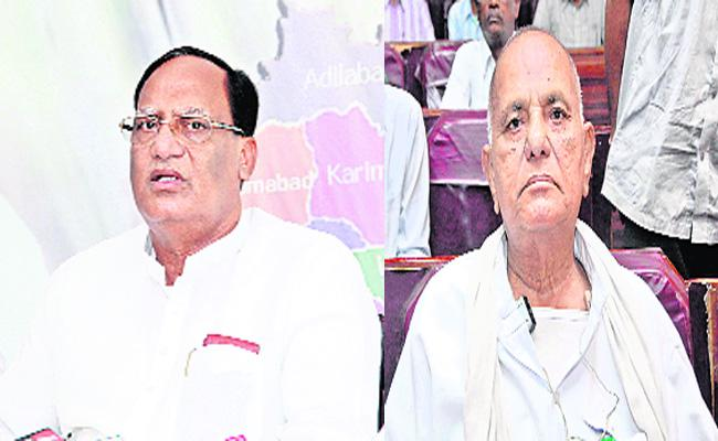Three MP Candidates Success In Three Times In Nalgonda MP Constituency - Sakshi