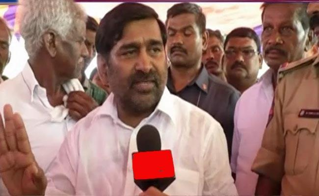 Any Election Victory Is Ours Said By Minister Guntakandla Jagadish Reddy - Sakshi