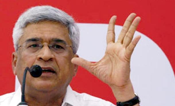 Prakash Karat Indian Communist Politician - Sakshi