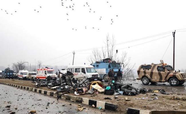 Solipeta Ramalinga Reddy Writes Guest Columns On Pulwama Terror Attack - Sakshi