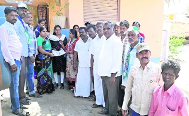 Welfare State With YSRCP Possible In Andhra Pradesh State - Sakshi