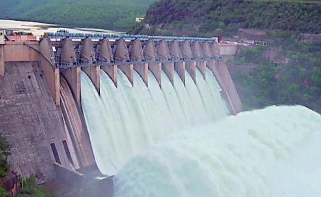 AP Telangana Krishna Water Sharing - Sakshi
