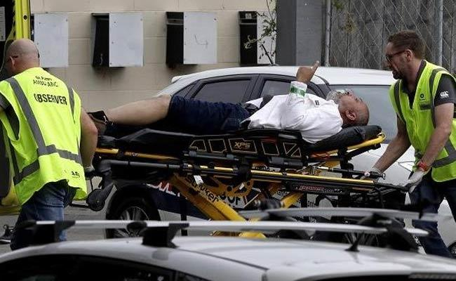 40 killed in Massacre And all Mosques Across New Zealand shut - Sakshi